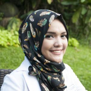 drg. Annisa Rizki Amalia, Sp. KGA - Palapa Dentists